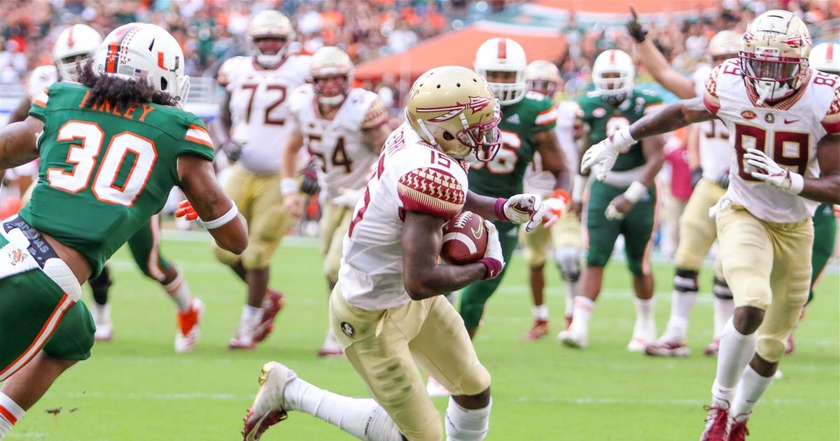 Ingredients for an upset: 3 Keys for FSU to beat Miami