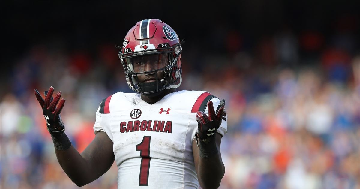 Tennessee Titans Host Deebo Samuel For Pre-draft Visit
