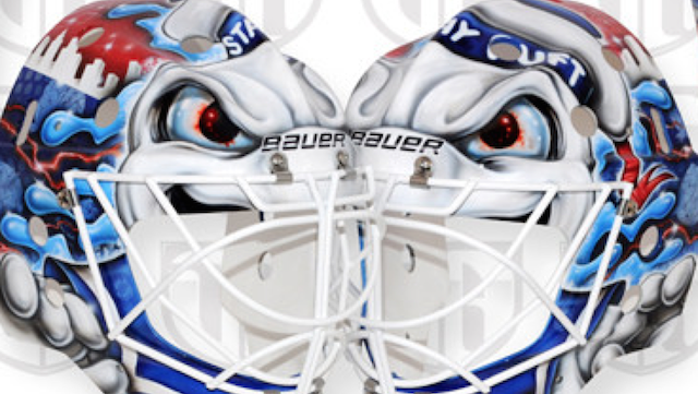 6 Most Badass Hockey Goalie Masks