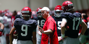 Video, photos from Alabama's 11th day of spring football practice