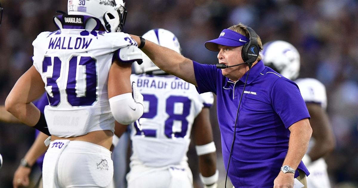 TCU's defensive players to watch this Saturday