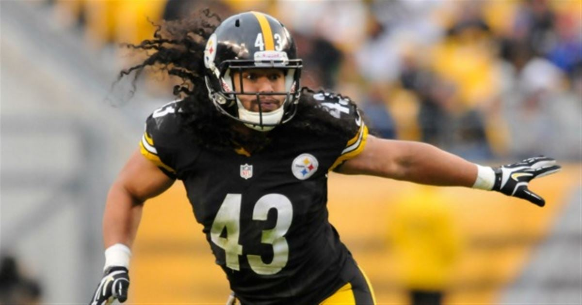 Bill Belichick: Troy Polamalu is the Steelers' greatest player