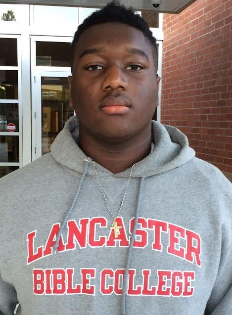 Nyles Pinckney, Whale Branch, Defensive Tackle