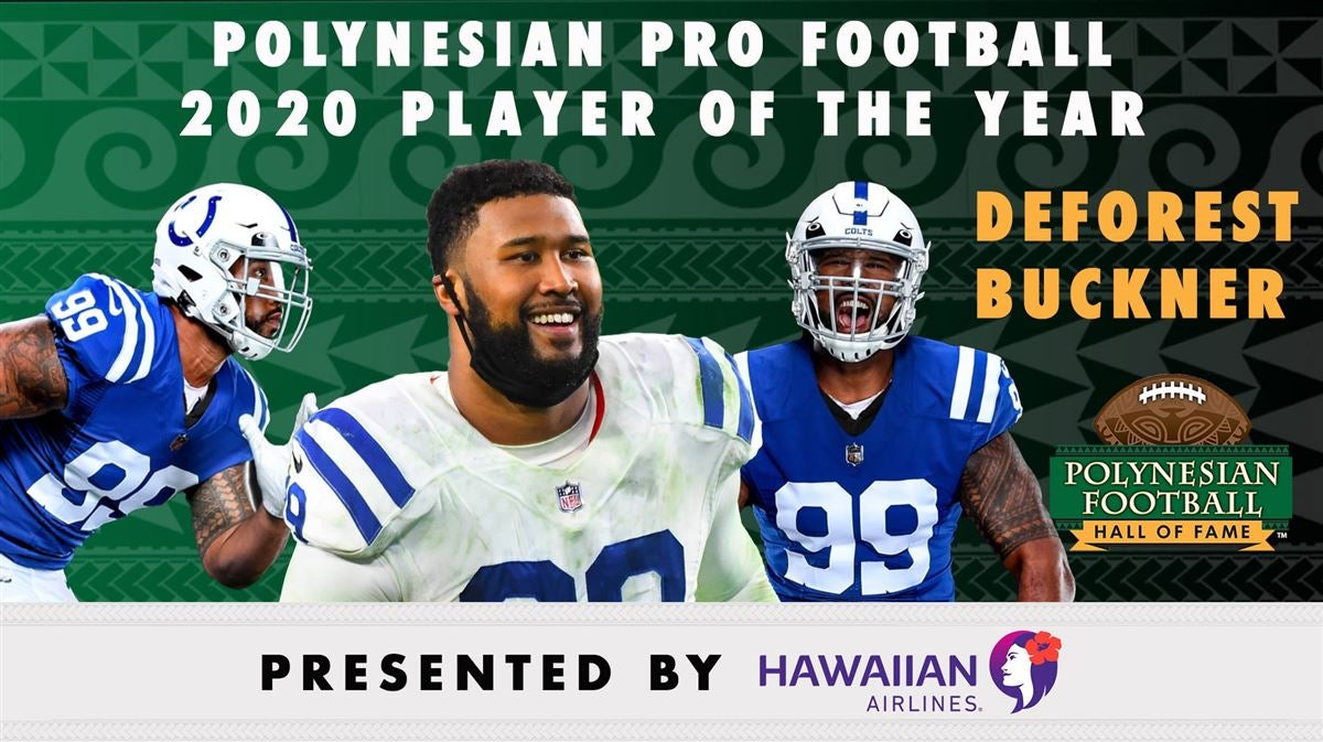 DeForest Buckner Named 2020 Polynesian Pro Football Player of the Year