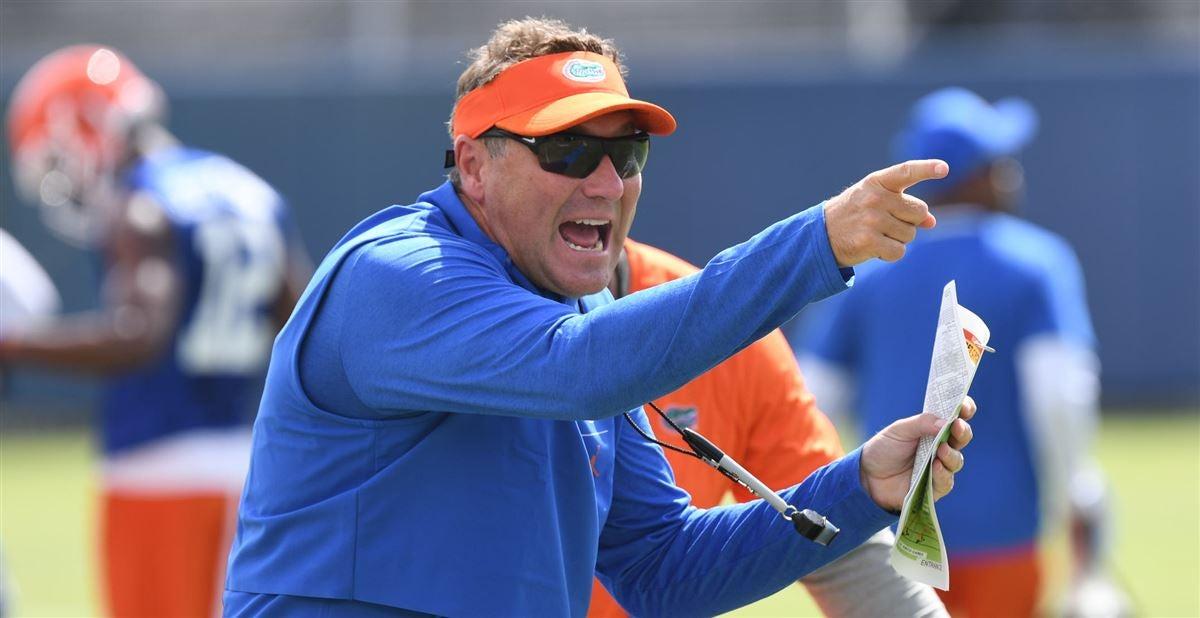 Don't panic regarding Florida recruiting