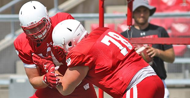 Football Insider: Who Leads at Left Tackle?