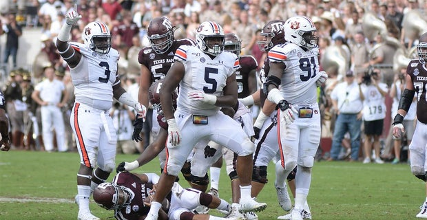 Image result for Derrick Brown Photos Against A&M