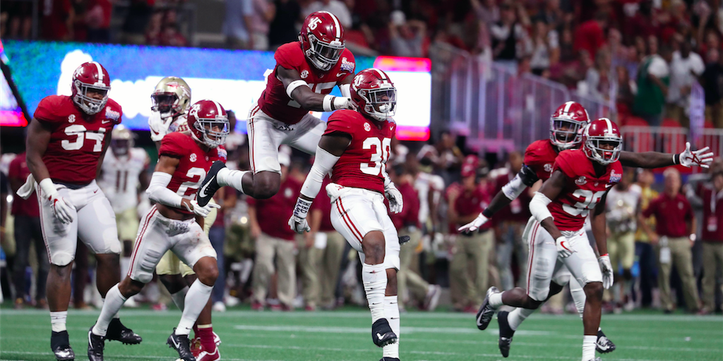 Alabama turns to youth to replace four injured linebackers
