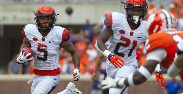 Junior WR Devin Butler Transferring from Syracuse