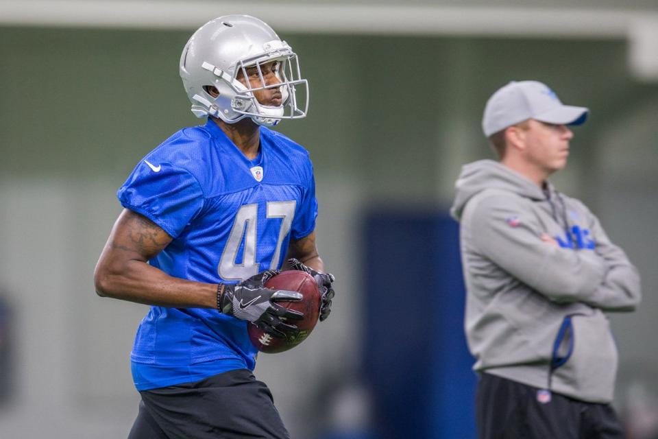 best sneakers 80702 d4898 Lions Lounge mailbag: Tracy Walker is this year's Kenny Golladay