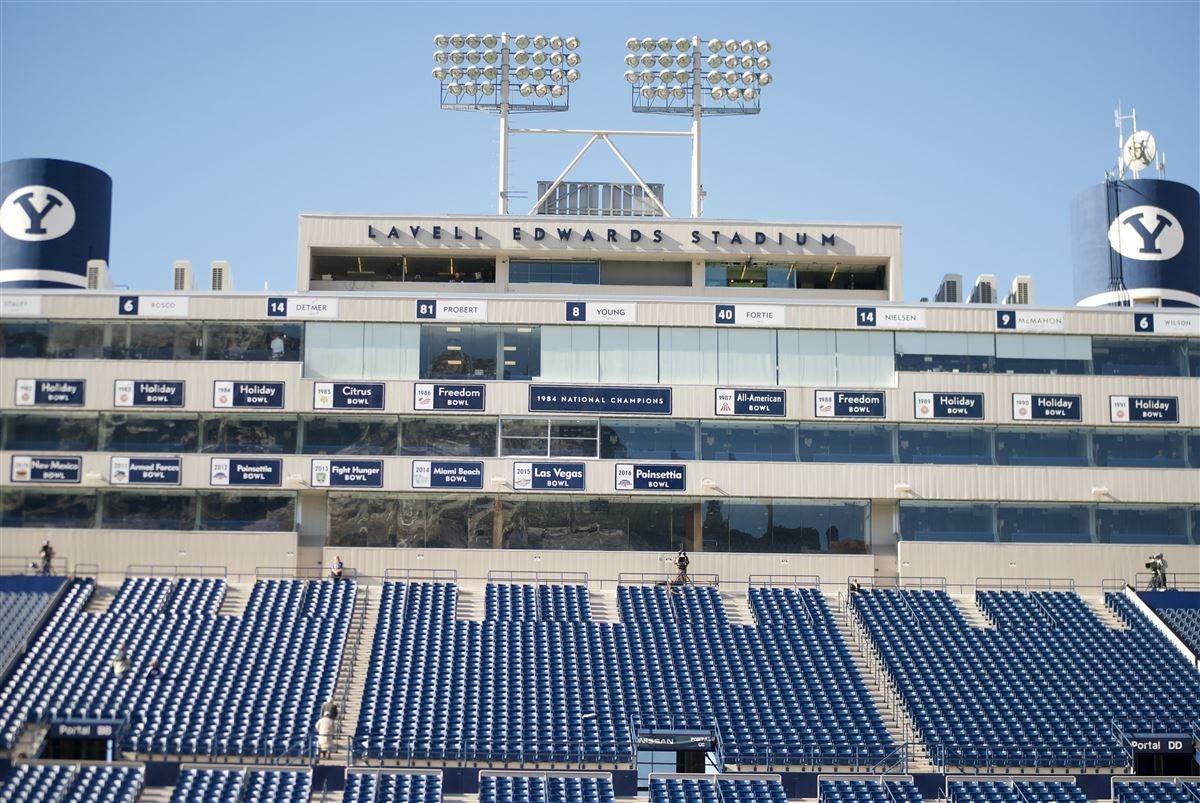 BYU Announces Improvements to LaVell Edwards Stadium