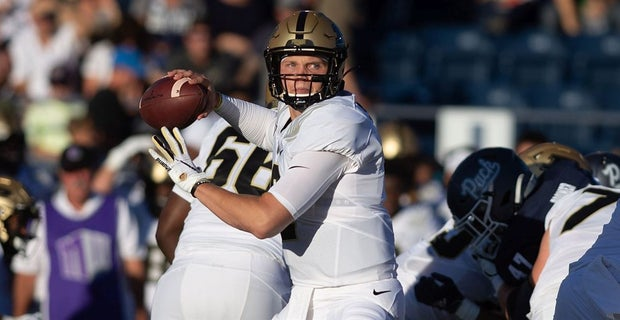 Big plays highlight Purdue's opening half at Nevada