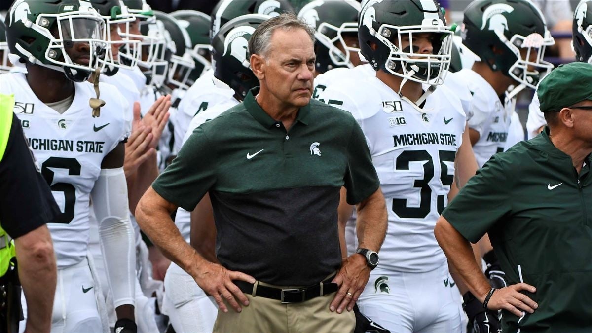 Ohio State favored by 21 over Michigan State
