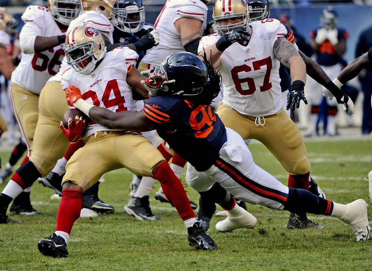 NFL Jerseys NFL - Adrian Amos, Chicago, Cornerback