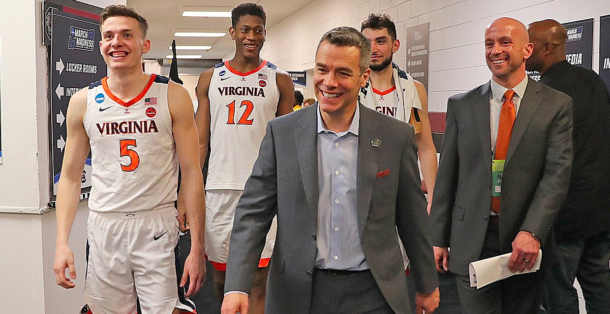 WATCH: UVA Basketball, the incredible redemption story