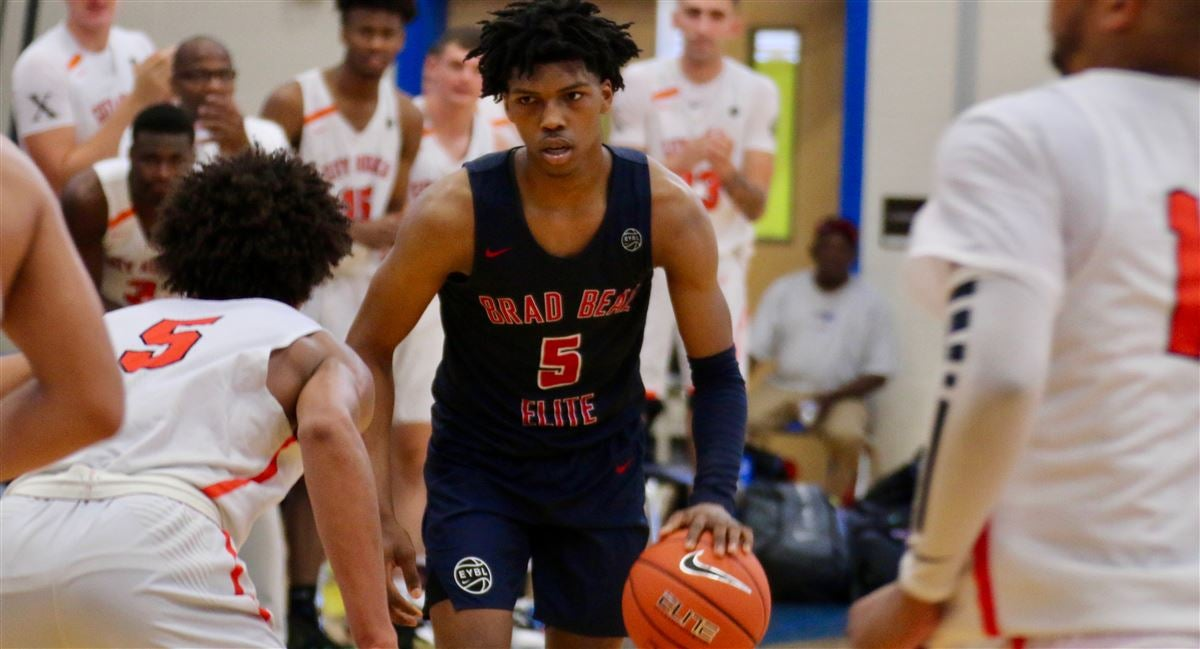 5-star 2020 guard Caleb Love sets all five official visits