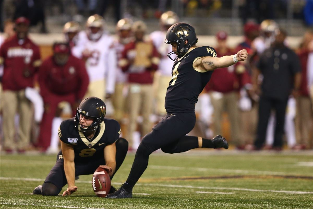 What a kick in the... FSU loses at Wake Forest