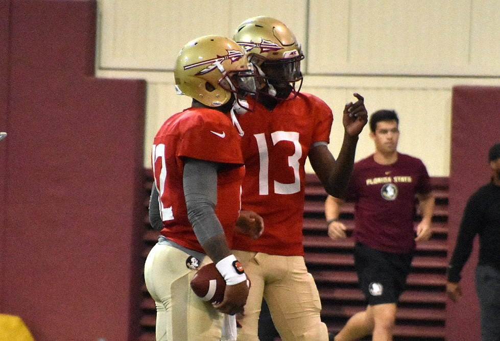 Conclusion to QB competition coming after Saturday scrimmage?