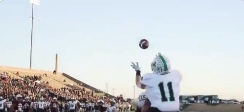 A&M TE commit Smith has 3 TDs, including this impressive one