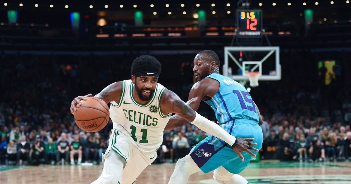 Kyrie Irving respects what the Warriors have accomplished