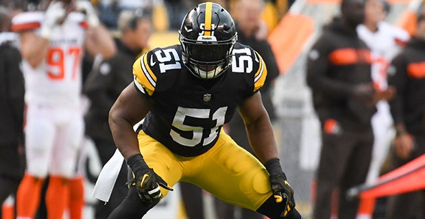 53e2384e88b Report: Former Steelers ILB Jon Bostic working out for Ravens