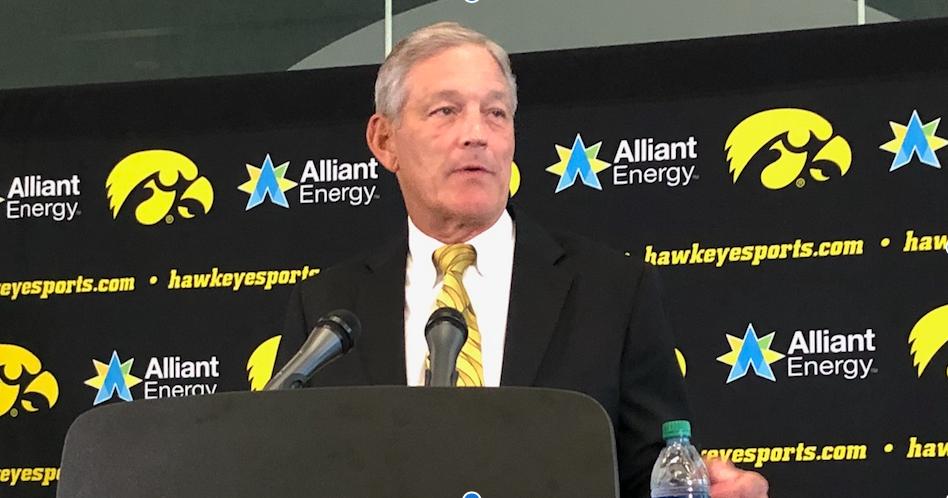 Kirk Ferentz press conference nuggets