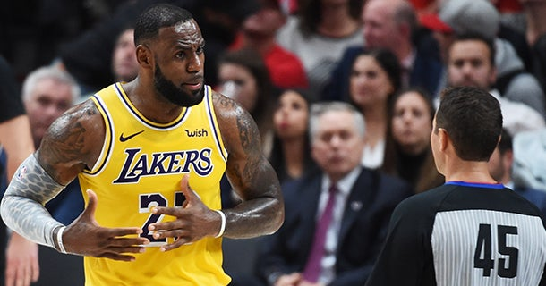 8c7180ca4c5d Why the Lakers aren t trading LeBron James