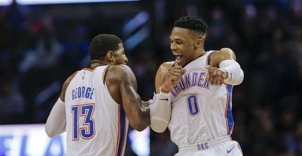 5049f10a8207 Thunder become final NBA team to land jersey patch sponsorship