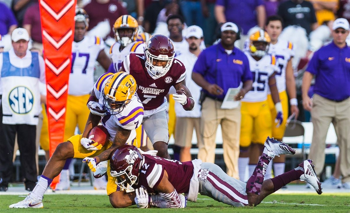 GPTV: Uncle Dave and Rosebowl talk LSU from Davis Wade Stadium
