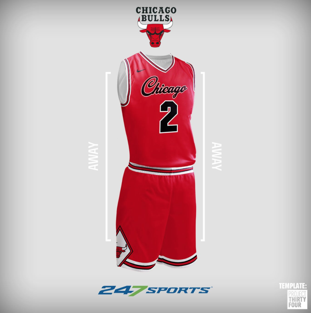 quality design d344c 506e0 Look: NBA uniform concepts for some of the league's best teams