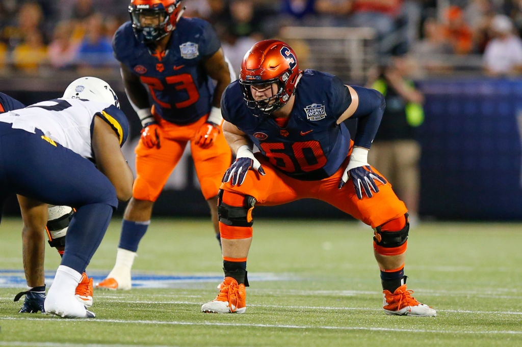 new concept 0192f fff67 Cody Conway, Syracuse, Offensive Tackle
