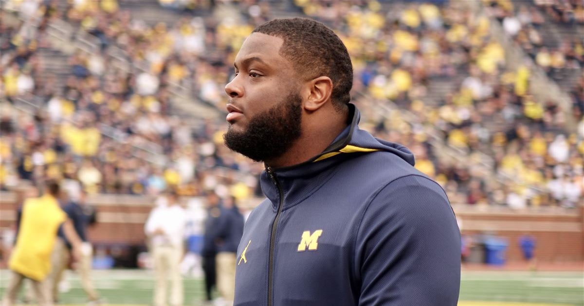 Notable weight changes in Michigan's updated 2020 roster