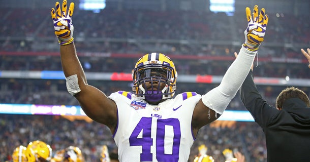 Every LSU first round NFL Draft pick since 2010