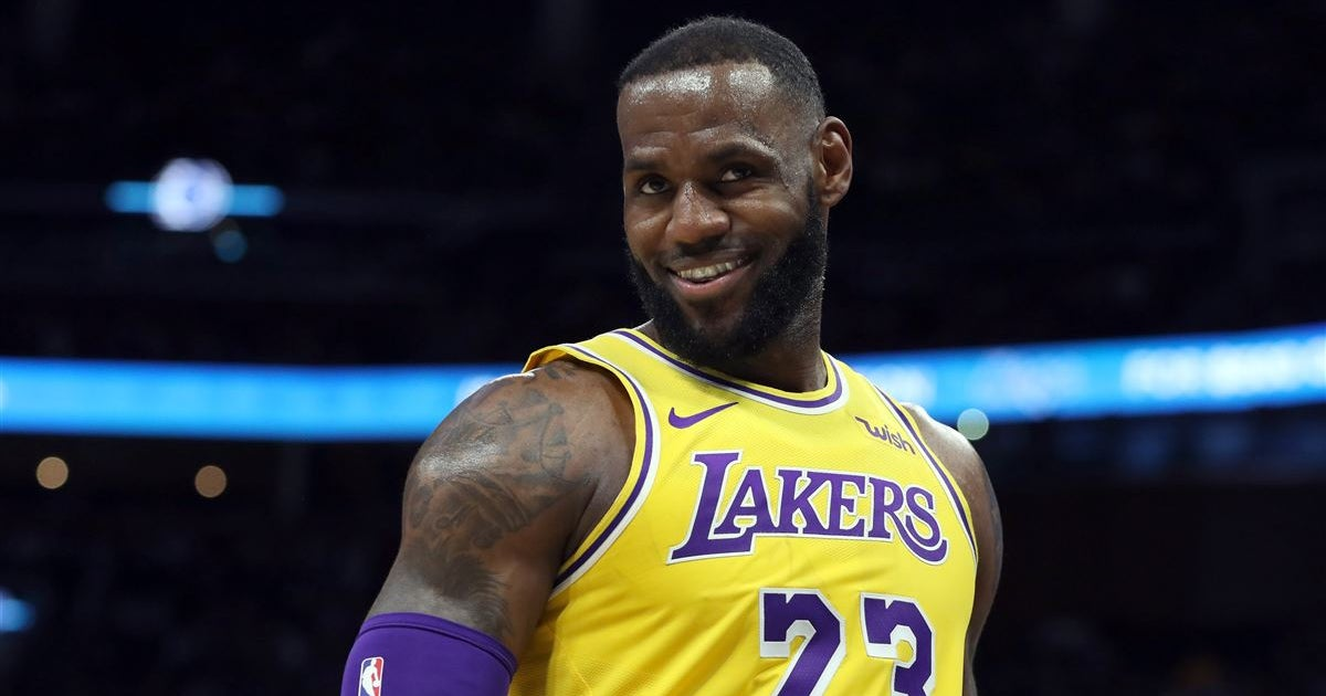 LeBron James Likes Instagram Post Saying He'll Be Back In