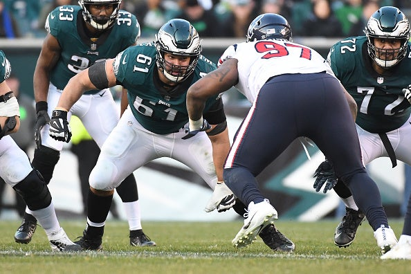 af4c2b4dfec Stefen Wisniewski willing to accept new role on Eagles