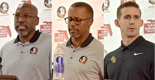 Column: Taggart's coordinator hires hit the right notes