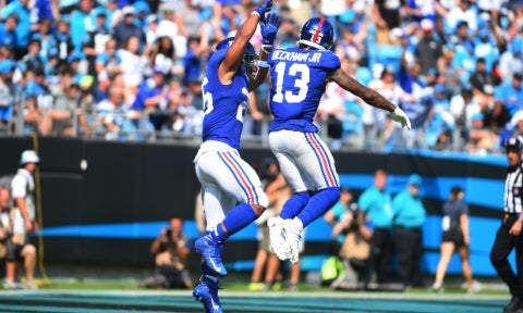finest selection c21e2 4d617 Three Giants players are named to the 2019 Pro Bowl roster