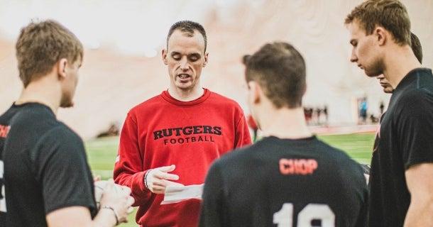 A new-look Rutgers offense awaits