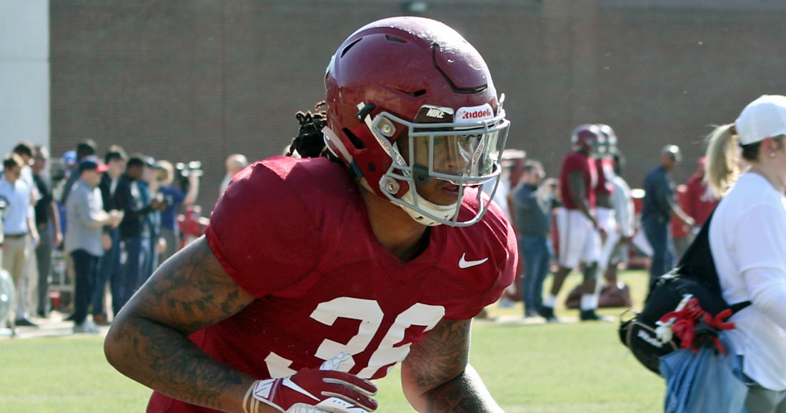 Nick Saban: 'There's a lot of competition' for Will LB spot