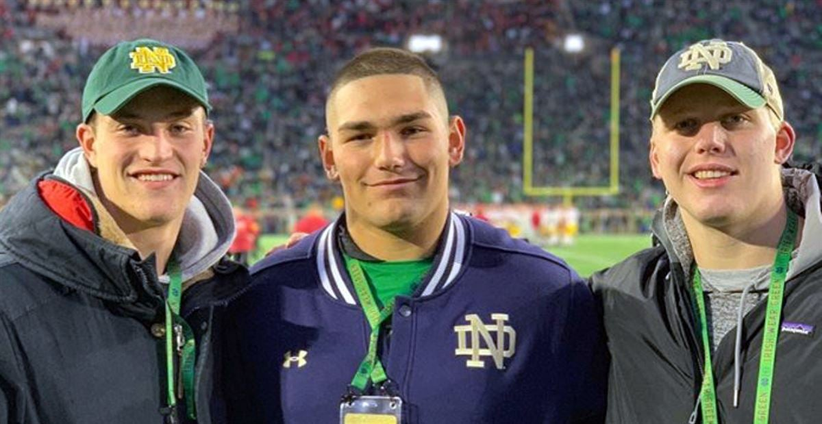 Notre Dame Commits Welcome German Teammate