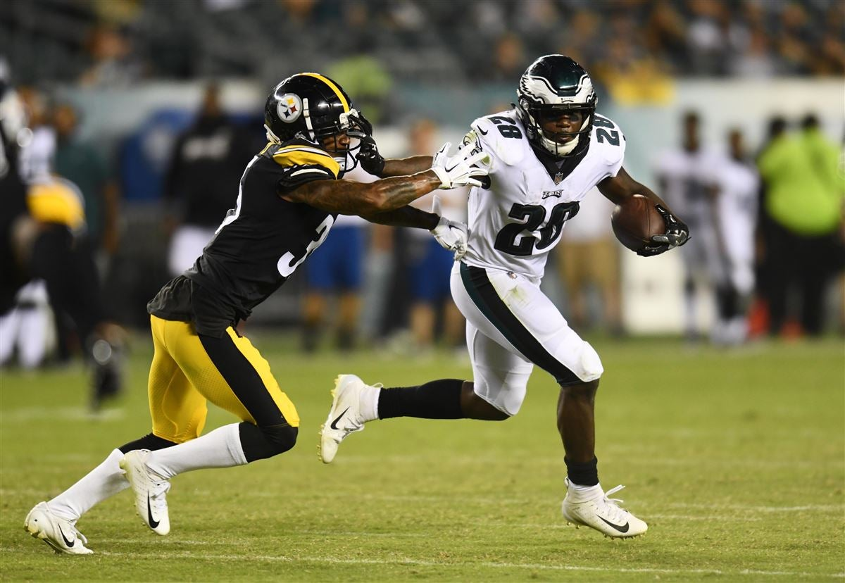 Eagles release unofficial depth chart for second preseason game