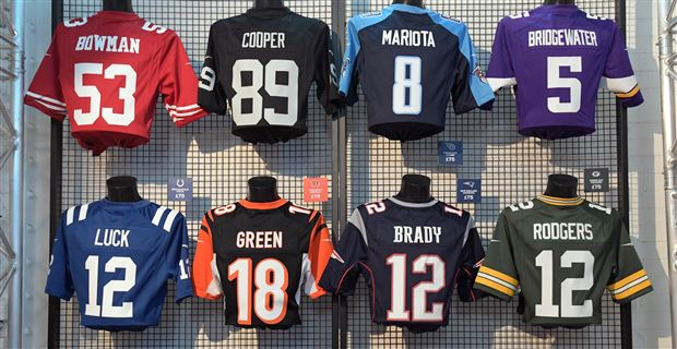 Christmas Jerseys.Nfl Fans Share Jerseys Received For Christmas
