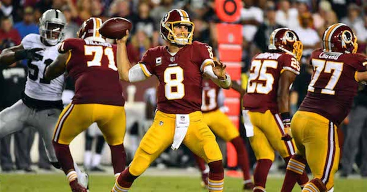 Kirk Cousins explains round of golf with Donald Trump