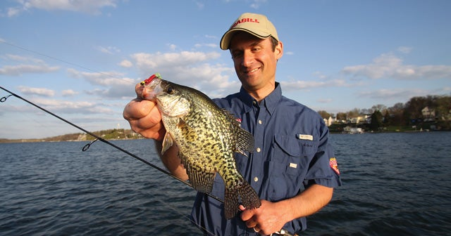 Crappies By Degrees