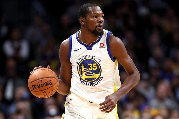 ESPN predicts Kevin Durant will stay with Warriors next season