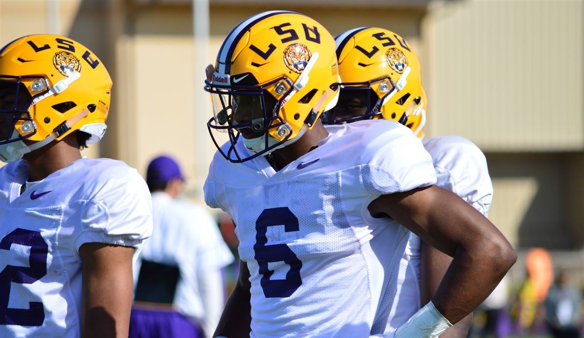 Quick Hitters: LSU fall camp Day 4