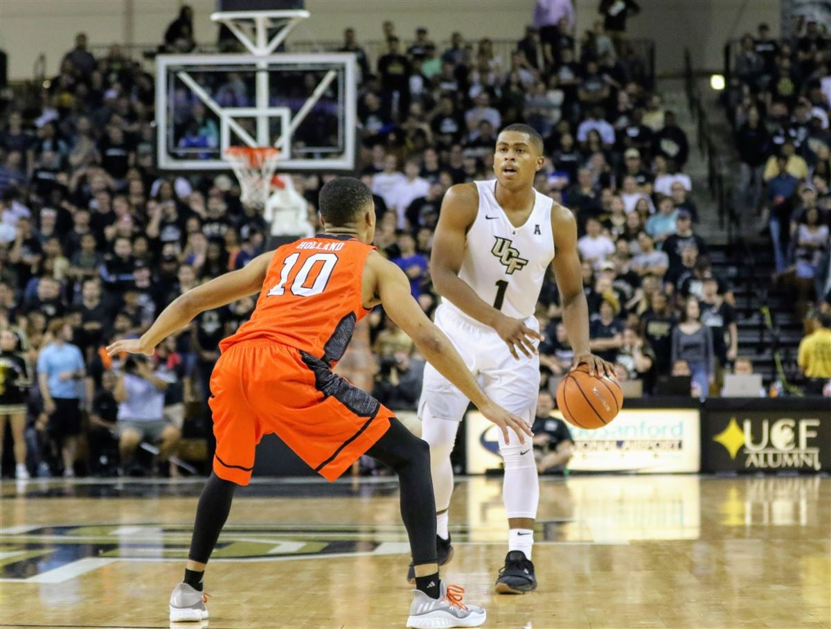 UCF men's basketball releases non-conference schedule