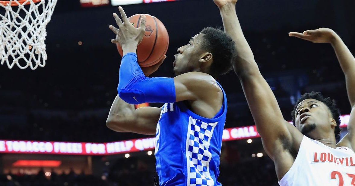a1b533cc6fce Media raves about Kentucky after dominant Louisville win