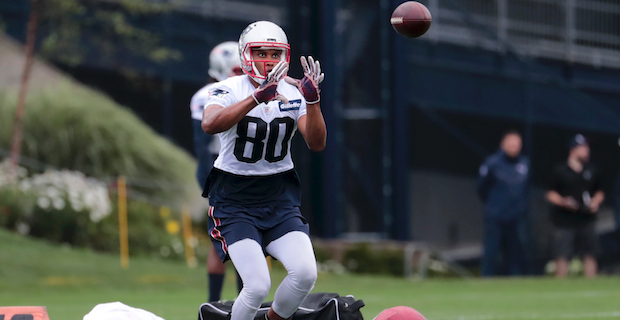 New England Patriots media react to Jordan Matthews release 5ad571b23