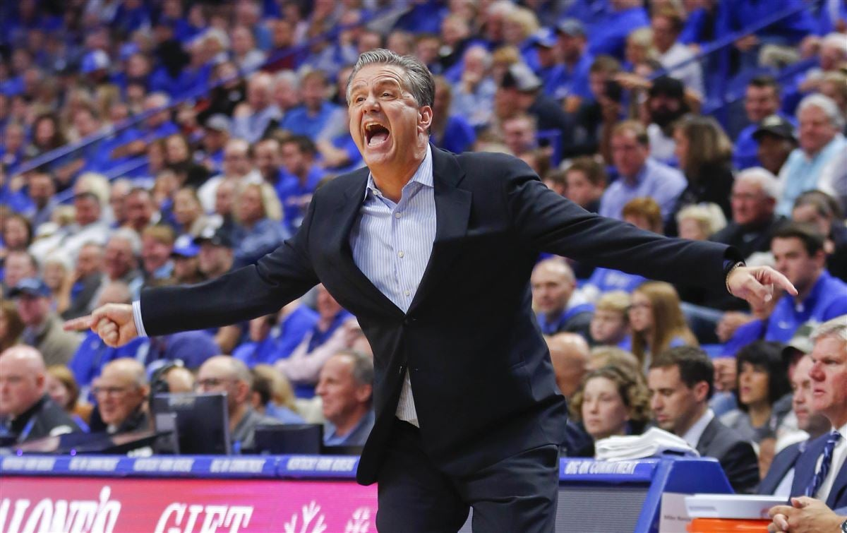 This Week's Top 25 Men's College Basketball Poll